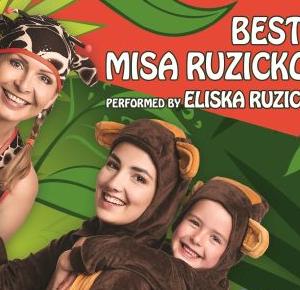 Nové dvoj CD Best of Míša Růžičková
